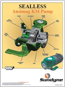 Picture of ANSIMAG - KM PUMP