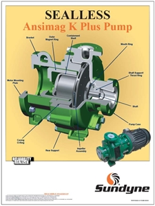 Picture of ANSIMAG - K PLUS PUMP